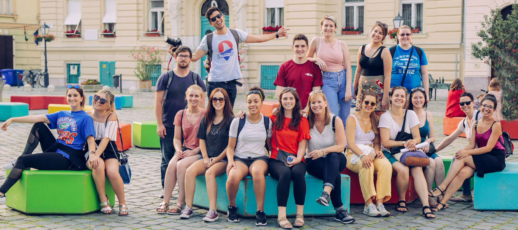 CHECK OUT THE PHOTOS AND VIDEOS OF RECONNECT HUNGARY 2018